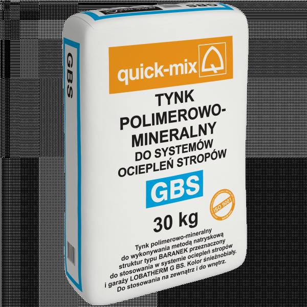 Tynk Polimerowo Mineralny 1 5 Mm Baranek 25 Kg Gbs Kategorie